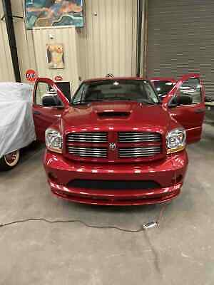 2006 Dodge Ram 1500  2006 Dodge Ram 1500 Pickup Red RWD Automatic