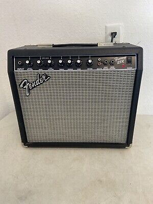 Fender Frontman 25R Amp. Terrific sounding 25 watt amplifier. Drive. Reverb