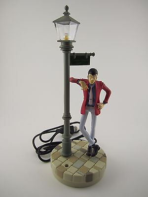 Lupin the 3rd USB Street Light Figure - complete and tested [Banpresto]