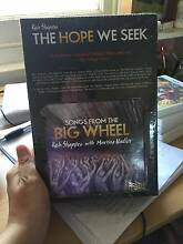 SEALED Rich Shapero The hope we seek book plus songs from Big whe Kingsford Eastern Suburbs Preview