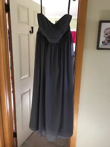 Size 18 woman's Alfred Angelo Dress