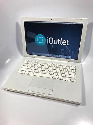 Apple MacBook MB881LL/A 2009 Intel Core 2 Duo 2.0GHz 2GB RAM 120GB HDD Warranty