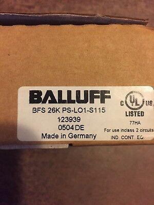 Balluff Bfs 26k Ps-lo1-s115