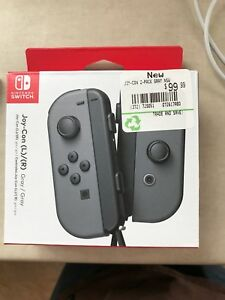 Brand new Nintendo Switch Grey Joy-Cons
