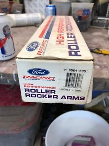 Roller rockers ford small block