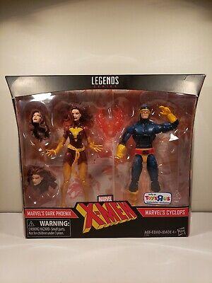 Marvel legends X-men Cyclops 2 Pack Dark Phoenix jean grey complete toys r us