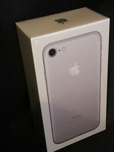 iPhone 7 256gb silver Meadowbank Ryde Area Preview
