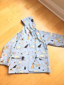Boy's Hatley raincoat - size 6