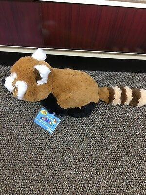 webkinz red panda(HM406)new with sealed /unused Code Tag.