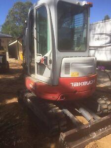 Takeuchi excavator  TB 318 FR Maida Vale Kalamunda Area Preview