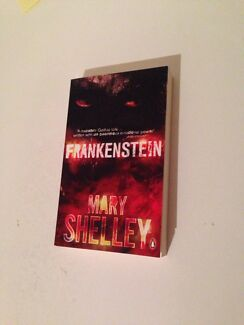 Frankenstein by Mary Shelley  East Ryde Ryde Area Preview