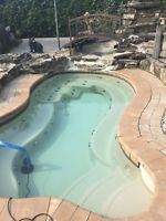 POOL SPECIAL MAINTENANCE AND  CLOSING SERVICES