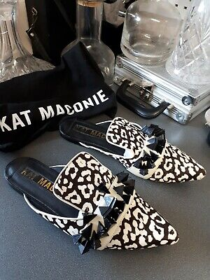 Kat Maconie ISSA shoes - SS18 - Size 7/40