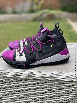 Rare Nike Kobe A.D. Exodus 2018 Size Uk 9 Lakers Shoes Used Good Condition