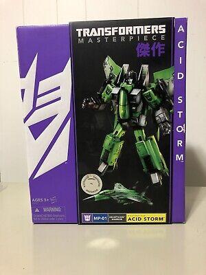 Hasbro Transformers Masterpiece MP Acid Storm MP-01 MP-11 Toys R' Us Exclusive