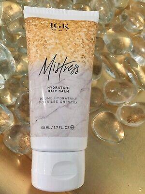 IGK Mistress Hydrating Hair Balm 1.7oz/50mL Deluxe Travel Size