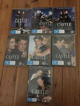 Castle complete Boxset 1-7 $100 Birmingham Gardens Newcastle Area Preview