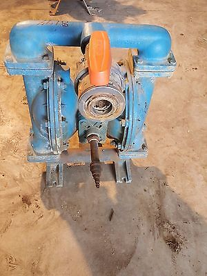 Sandpiper Diaphragm Pump 8144