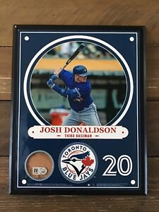 Blue Jays Plaque