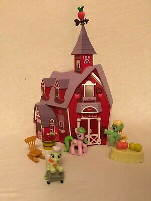 My Little Pony Friendship is Magic Collection Sweet Apple Acres Barn