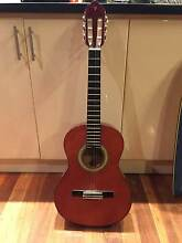 Valencia 3/4 Size Classical Guitar Burpengary Caboolture Area Preview