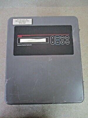 Panametrics Mms35-621-1-000 Moisture Monitor 528130g Used