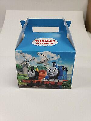 THOMAS THE TRAIN PARTY FAVOR BOXES