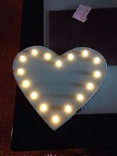 Light up love hearts Beaconsfield Fremantle Area Preview