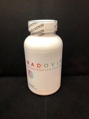 Nadovim NAD+ Increase Focus and Concentration Brain Power Enhancement