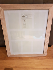 Large photo frame. Lane Cove Lane Cove Area Preview