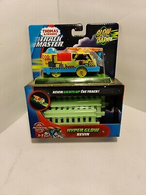 Thomas & Friends Fisher-Price TrackMaster Motorized Glow In Dark Kevin