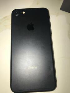 iPhone 7 64gb black