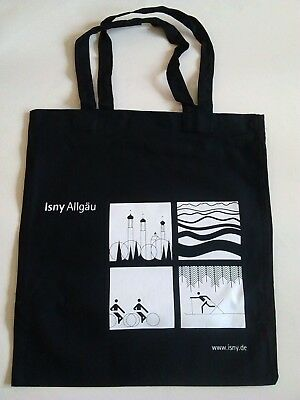 NEW ISNY cloth bag OTL AICHER HFG ULM Design Art Graphic Design Print Fashion
