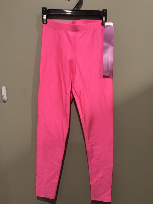 NEW WITH TAGS CHILDS LARGE  SUPER SOFT LONG PANTS BY GILDA MARX SUPER