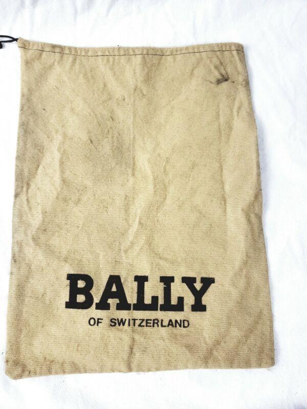 Bally Of Switzerland Shoe Bag