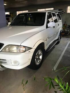 ssangyong duel cab ute Redcliffe Redcliffe Area Preview
