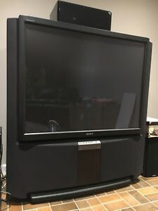 Sony 50 inch tv with Dolby surround
