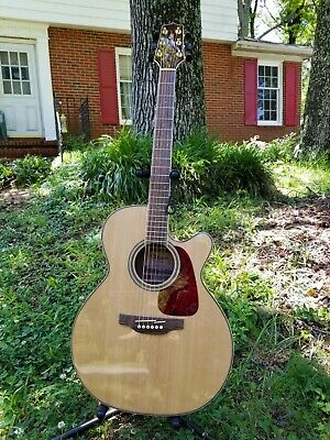 Takamine GN93CE  Acoustic-Electric Guitar - Natural