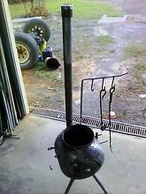fire wood heater/cooker/bbq Glass House Mountains Caloundra Area Preview