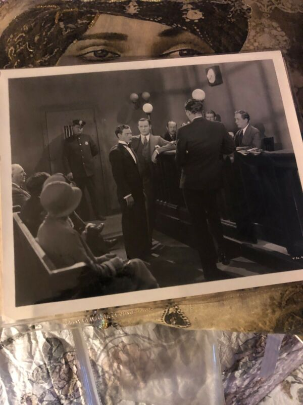 PATHE PRESENTS GERALDINE (1929) Rare Original Photograph G1