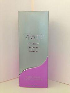 Vivite Exfoliating Facial Cleanser 6.76 FL OZ GREAT DEAL!