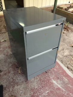 Namco double drawer filing cabinet