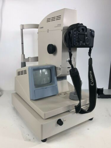 Canon CR-DGi Non-Mydriatic Digital Fundus Camera