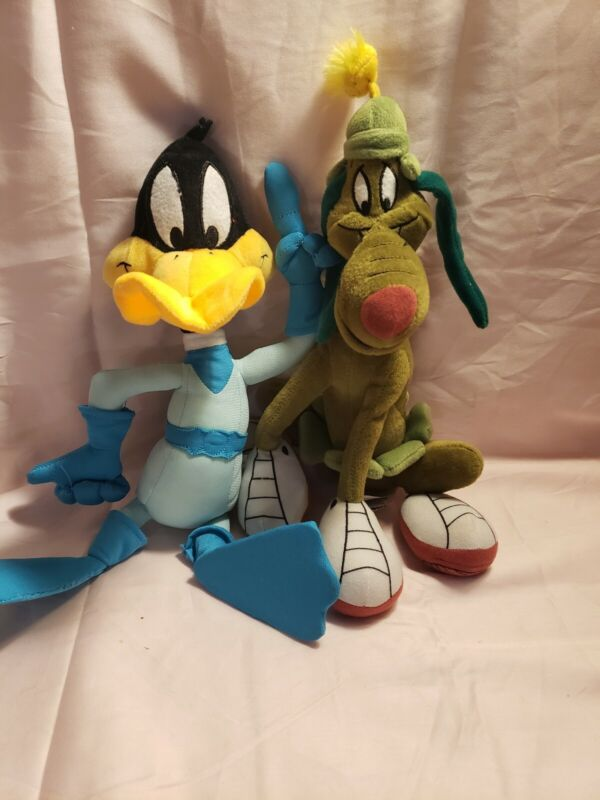 Daffy duck Plush Lot duck Dodgers