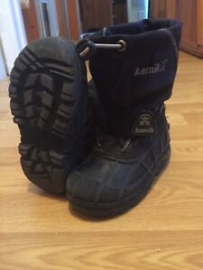 Size 9 Toddler Winter Boots