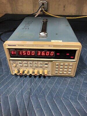 Tektronix Ps2520g Programmable Power Supply.
