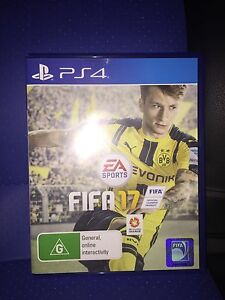 FIFA 17 PS4 Underdale West Torrens Area Preview