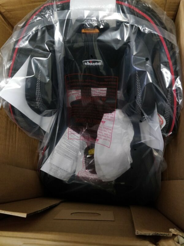 NIB - Chicco NextFit Max Zip Air Extended-Use Convertible Car Seat, Atmosphere