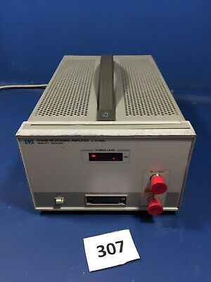 Hp 8349b Microwave Amplifier 2-20 Ghz