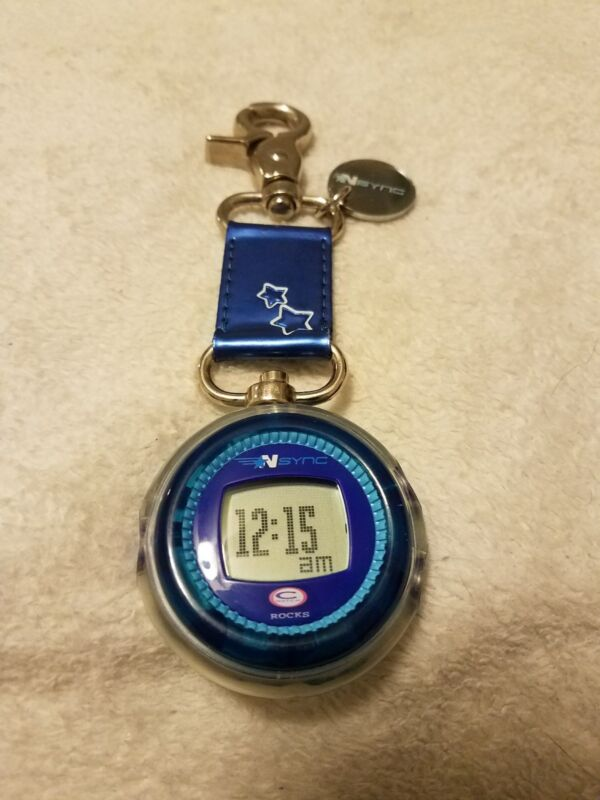 NSYNC POCKET WATCH rare collectible